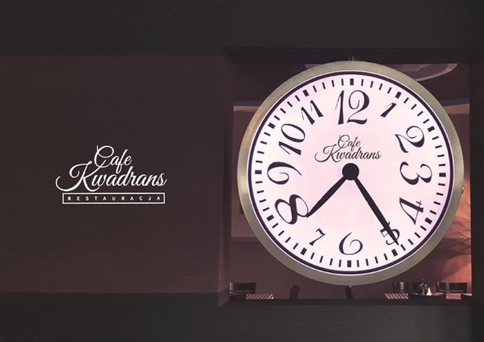 Prezentujemy nową stronę i logo Cafe Kwadrans